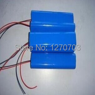 18650 7.4 V / 8.4 V 2 Series 2600 mah Lithium Rechargeable <font><b>Battery</b></font>+PCB Protection Board Free shopping image