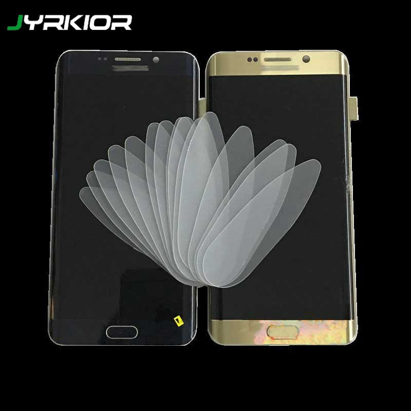 Jyrkior Plastic Separating Card Ultra Thin Transparent Card For Mobile Phone Glass/Frame Separating Screen Opening Repair Tools