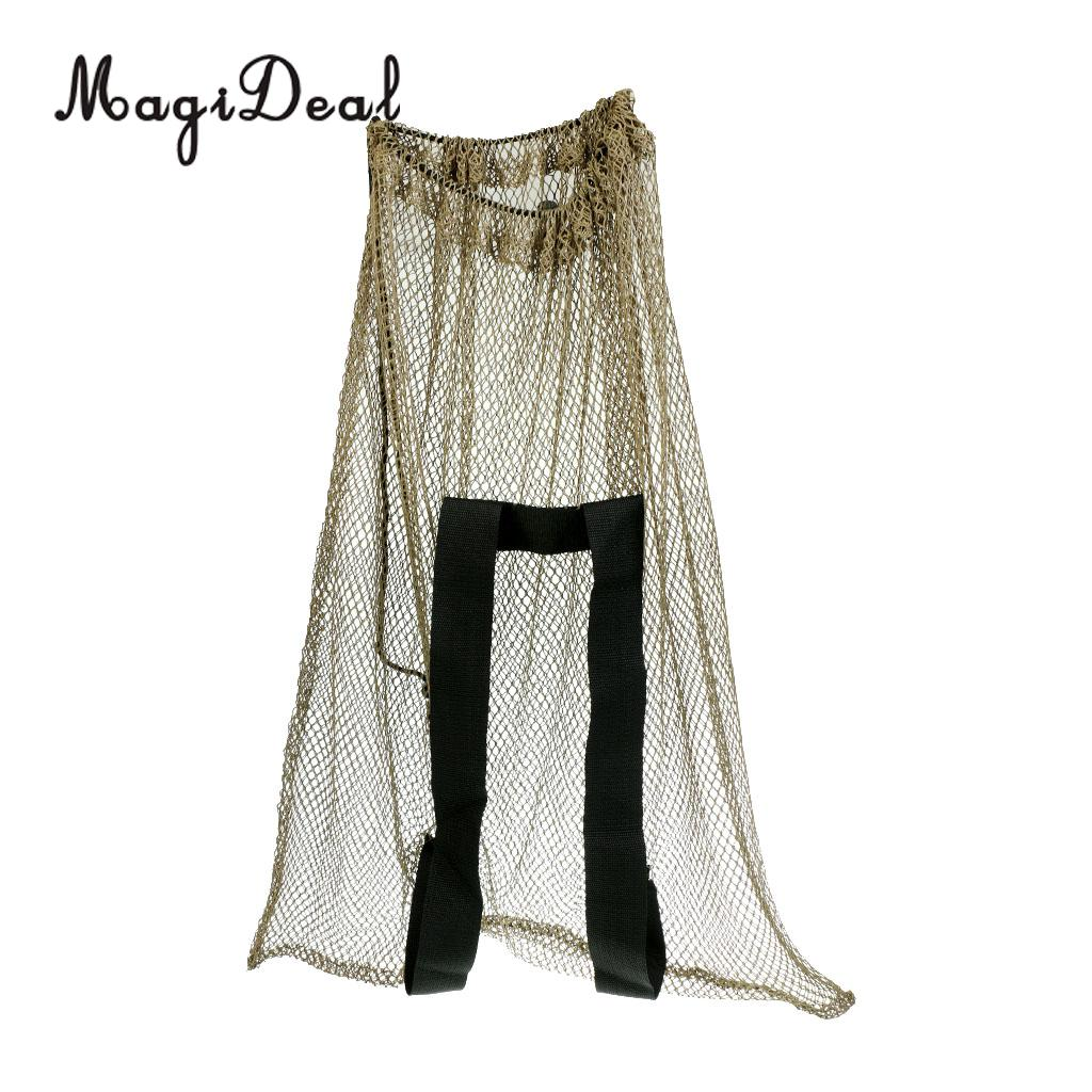 Apprehensive Magideal Durable 1pc Large Polyester Mesh Decoy Storage Net Bag Sack Pigeon Duck Geese Outdoor Shooting Hunting Decoy Pouch Acce