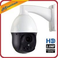 New Outdoor CCTV Security AHD 1080P 2.0MP Mini Waterproof Dome PTZ Camera 4X ZOOM 2.8 8mm Lens Auto Focus PanTilt Rotate Camera