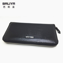 New Fashion Women Wallets Long Style Multi-functional wallet zipper Purse genuine leather Female Clutch Card Holder