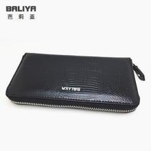 2016 women's genuine leather clutch wallets luxury brand designer woman long fashion wallet cow leather purse women