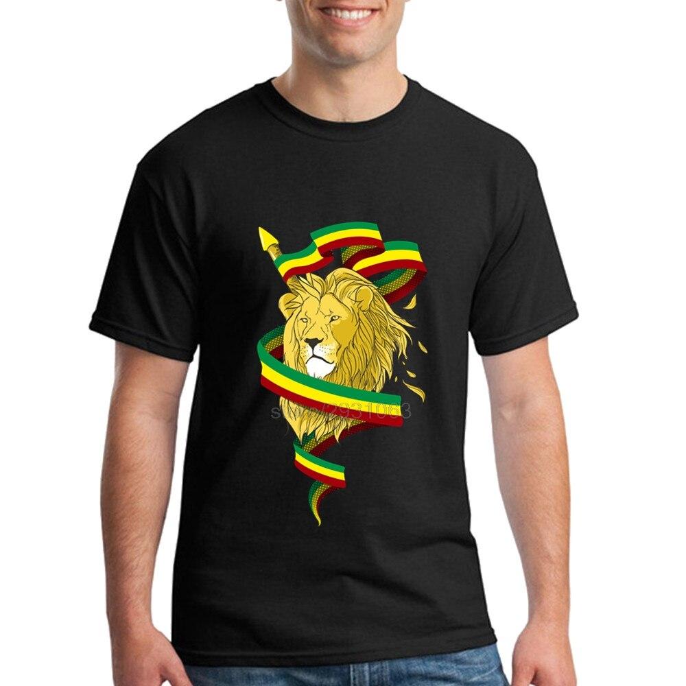 Shirt design cheap - Design Tshirt Online Reggae Zion Rasta Shorts Shirt Mens T Shirts Round Collar 3d Printed Man Cheap Tee Shirts