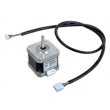 Nema17 Stepper Motor with Skidproof Shaft Four-wire Two-phase 1.8 Degree For 3D Printer RepRap Hot Sale