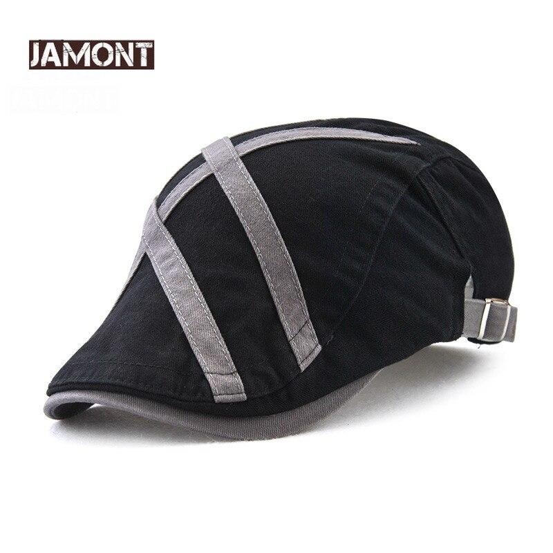 JAMONT Cap Chapeau Beret Newsboy-Cap Golf-Hat Duckbill-Visor Flat-Caps Cabbie British