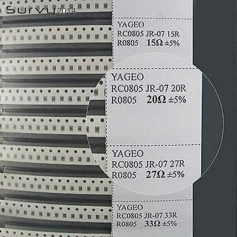 0805 SMD резистор и контроллер плотности полная версия