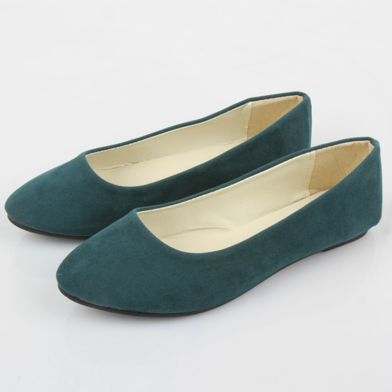 22 Colors Loafers Slip-on Women Shoes Candy Color Spring Summer Women Flats Big Size Comfortable Shoes Woman EU41/42/43 slip on shoes loafers girl d orsay flats women flat shoes soft comfortable shoes woman plus size 34 40 41 42 43