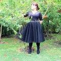 Best Quality 6 Layers Midi Tulle Skirt American Apparel Tutu Skirts Womens Petticoat Elastic Belt 2016 Summer faldas saia jupe