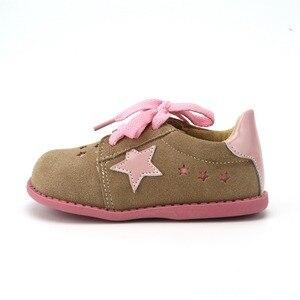Image 3 - TipsieToes Thương Hiệu Chất Lượng Cao Da Thật Khâu Trẻ Em Giày Trẻ Em Ngôi Sao Cho Bé Trai Và Bé Gái 2020 Apring Hàng Mới Về