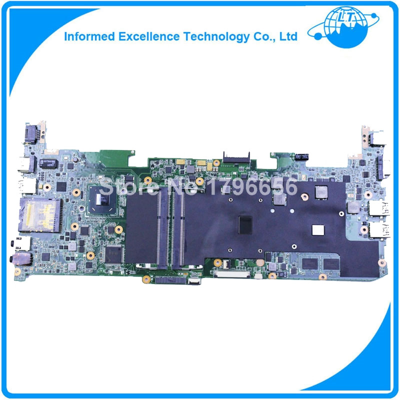 For ASUS U36SD with i7 cpu on motherboard System board U36SD REV:2.0 mainboard 100% tested  original notebook motherboard x54c k54c for asus rev 2 1 system pc mainboard with ram on board