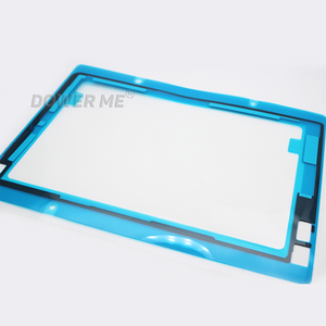 Image 3 - 10Pcs/Lot Front LCD Screen Display Sticker Frame Waterproof Adhesive For Sony Xperia Tablet Z2 SGP521/541 SGP511/512/561