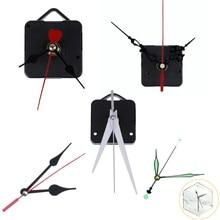 Clock-Mechanism-Parts Movement Wall-Clock Quartz-Watch Classic Hanging Black DIY