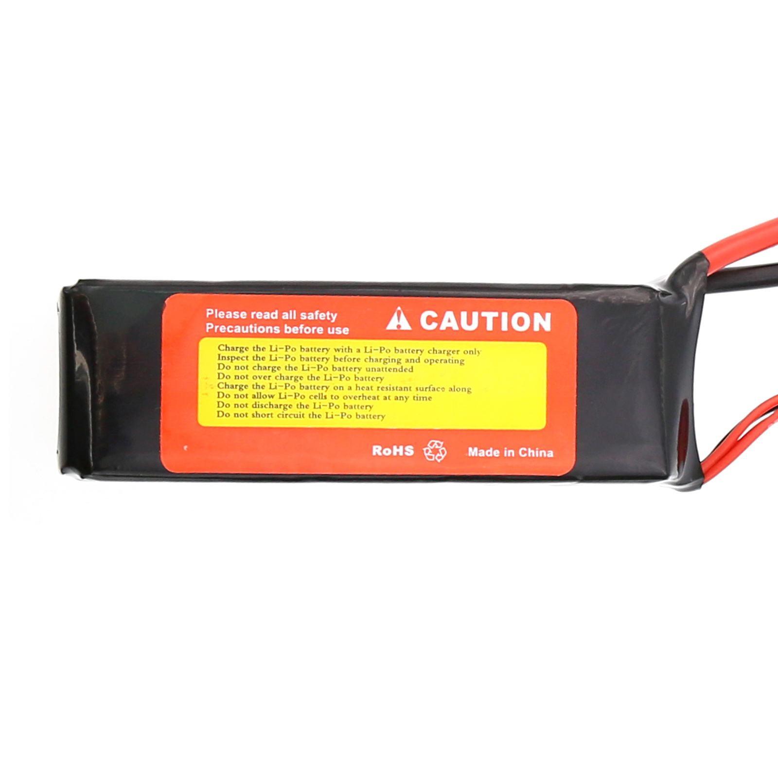 High quality 2200mAh 11 1V 3S 30C Lipo Battery T Plug For RC