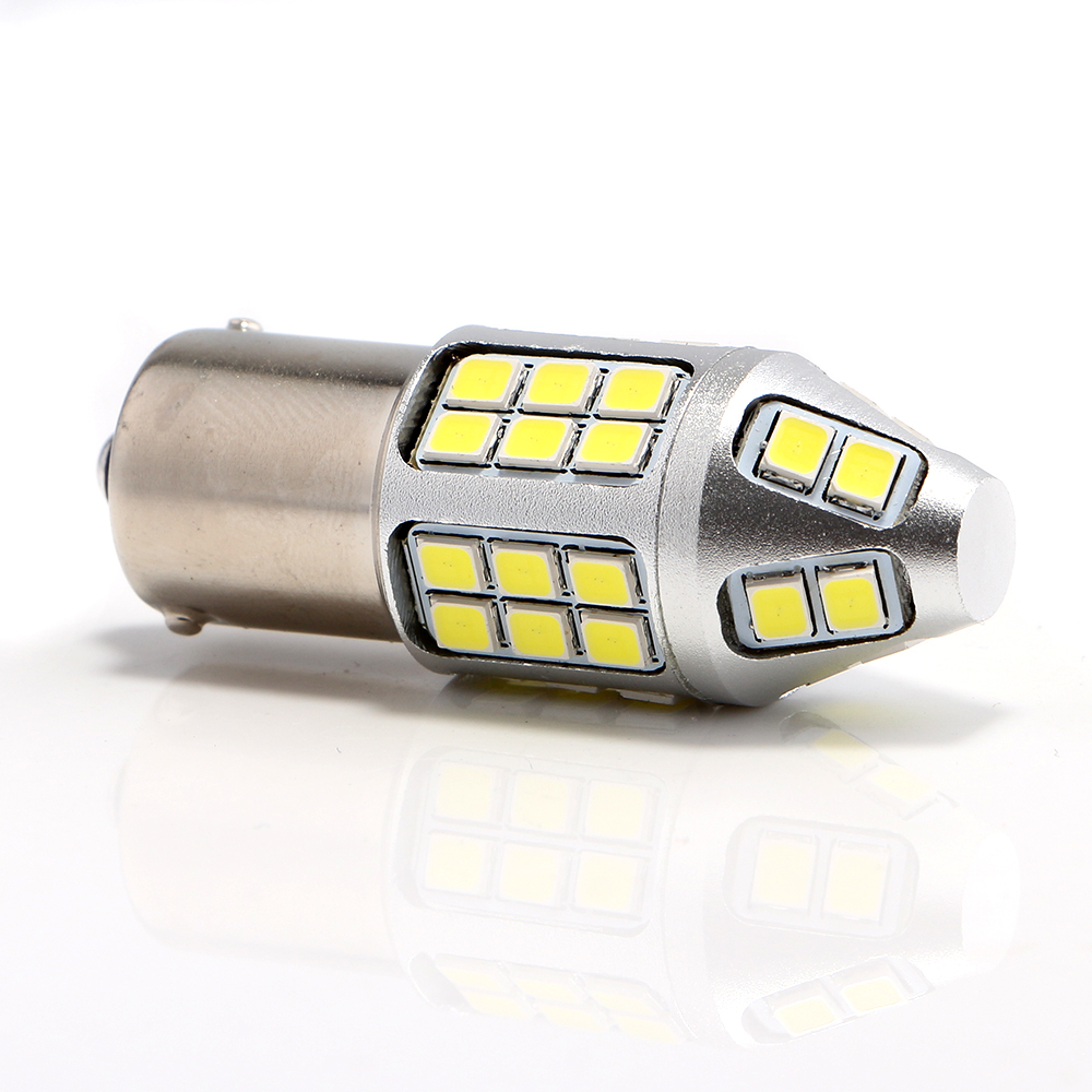 10pcs/lot 12V 2835 40 SMD 1000LM 1156 BA15S 1157 BAY15D Truck Car Leds Light Bulb Universal Use Tail Backup Stop Led Bulbs