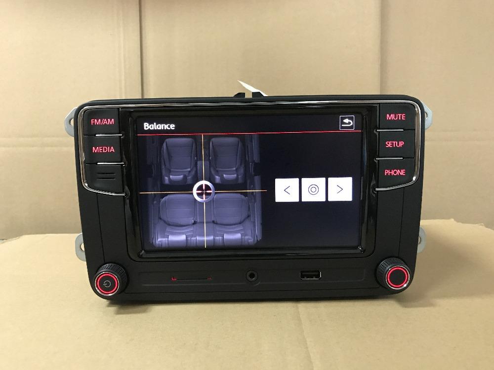New-Version-RCD330-Plus-MIB-Radio-For-Golf-5-6-Jetta-MK5-MK6-CC-Tiguan-Passat