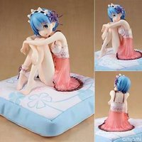 Life In A Different World From Zero Rem 15cm Action Figure Re Zero Rem Pajamas Japanese Anime Figures Model Collection