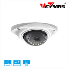 Network Camera Dome IR Cut Night Vision P2P 12 LEDS Onvif 2.4 Alarm Security Home Real-time 3.6mm Fixed lens IP Camera POE 4MP