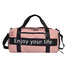 купить 2019 Large Capacity Travel Crossbody Bags Carry on Luggage Bags Men Duffel Bags Handbag Travel Tote Large Weekend Bag Overnight дешево