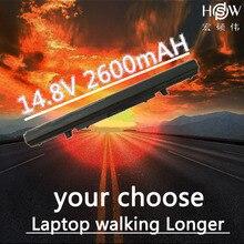 HSW laptop battery for Toshiba Satellite L900 L950 L950D L955D U845 U940 U945 PA5076U-1BRS PA5077U-1BRS PABAS268 pa5076 pa5076u genuine for toshiba satellite u900 u945 u940 laptop heatsink cpu cooling fan