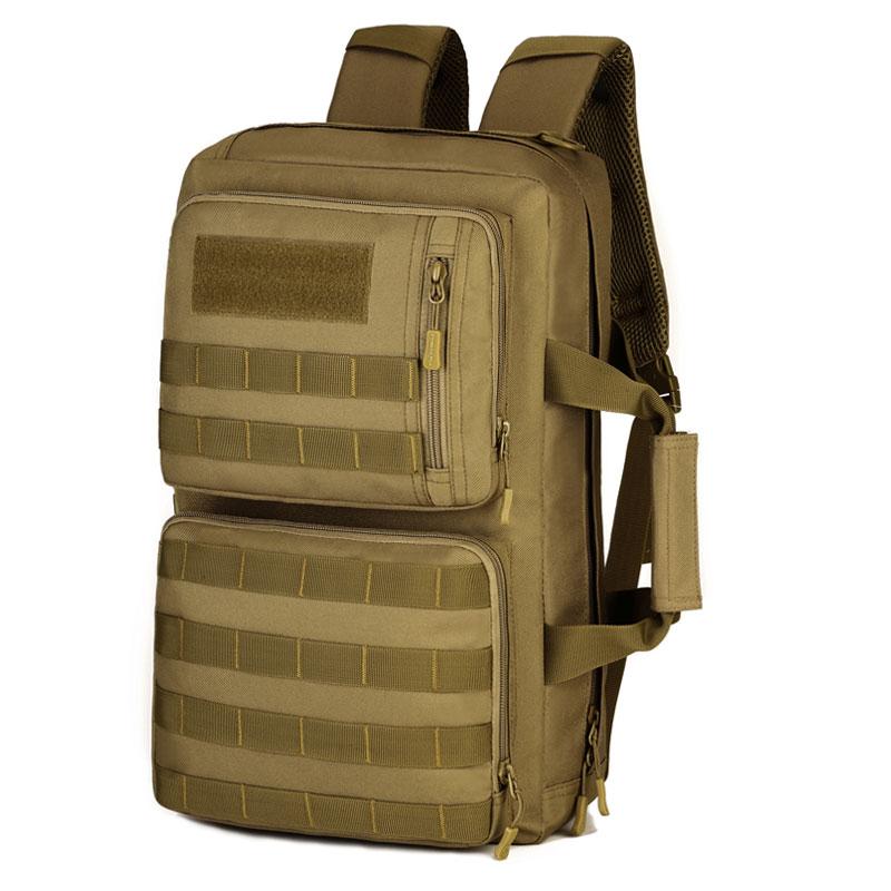 Protecteur Plus Camp sacs étanche Molle sac à dos 3 P école Trekking Ripstop boisé tactique équipement pour hommes 35L livraison directe