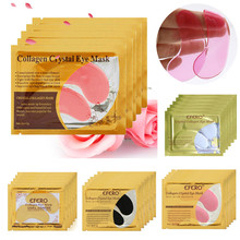 EFERO 10pair Collagen Crystal Anti-wrinkle Eye Mask Remove Dark Circle Puffiness Moisturizing Patch for the Eyes Care Anti-aging