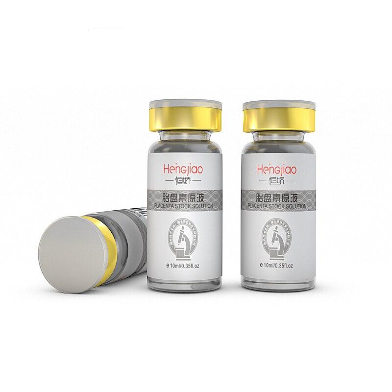 Placenta Stock Solution Delays Aging 10ML Face Serum  Hyaluronic Acid Serum