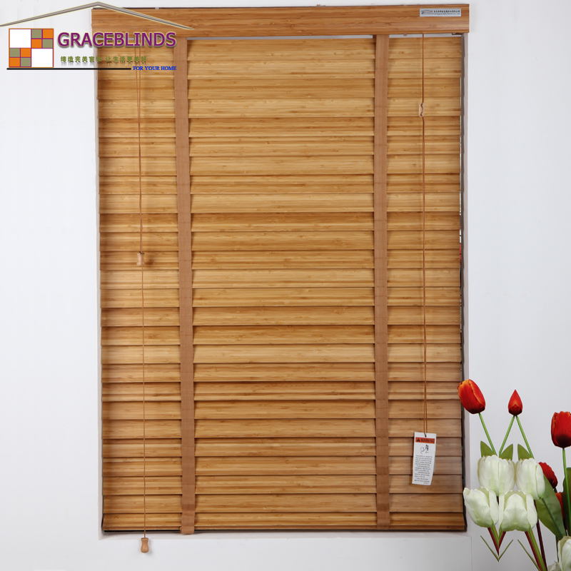 Online Processing Custom Color Bamboo Blinds Toilet Waterproof Flame Ant Venetian Blind Fold The Venetian Blinds
