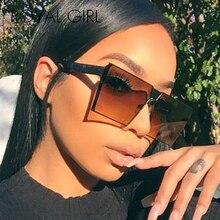 ROYAL GIRL 2020 New Color Women Sunglasses Unique Oversize Shield