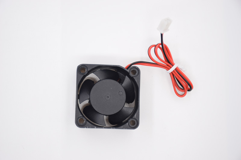 10PCS LOT Cooler 40 X 40 X 20mm 4020s DC 2Pin 24V 40mm Computer Cooling Fan