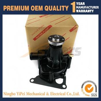 Excavator Spare Parts 4TNE88 Diesel Water Pump 129002-42004 for John Deere 2355 3215 675B Komatsu PC28UU Mustang Takeuchi