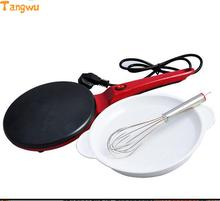Free shipping  Electric Skillets Pan Household electric cake stalls Griddle Cake machine  thin baking pan Sandwich Makers