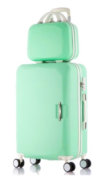 Online Get Cheap Rolling Suitcase for Girls -Aliexpress.com ...