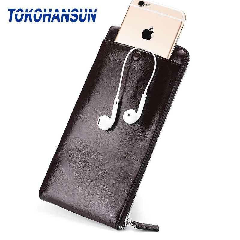 TOKOHANSUN Soft PU Wallet Phone Case For Fly FS403 FS451 FS452 FS454 FS501 FS502 Bag handbag Case for Fly FS406 FS407 Cover