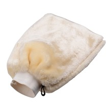 1PC Microfibre Car Washing Cloths Auto Cleaning Gloves Mitt Glove Polishing Shampoo Duster Cloth Washer super-soft Auto Care