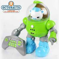 Octonauts toys for children Remote control Intelligent multi function early education machine children learn companion robot toy