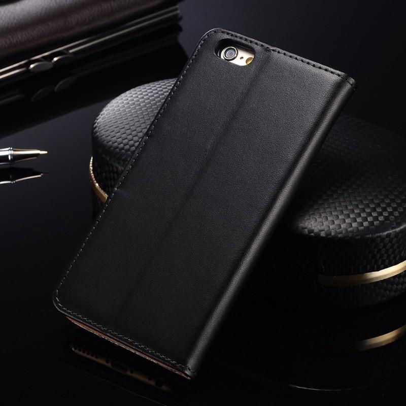 Untuk iPhone 6 Kasus Vintage Balik Dompet Gaya Mewah PU Kulit Kasus - Aksesori dan suku cadang ponsel - Foto 4