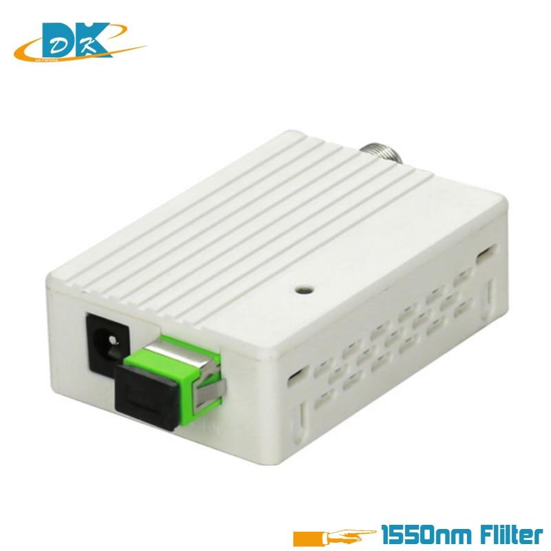 CATV Optical Receiver OR18 Mini Node SC/APC 1550nm Filter With Cheaper Price