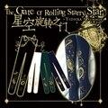 Princesa doce lolita Princesa Japonesa Estrela porta giratória Astrologia Bússola ponteiro Destino bk16