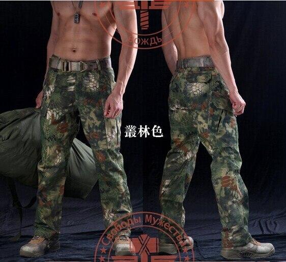 Neu Kryptek Combat Pant / Kryptek Typhon Tactical Pant Typhon Hose - Camping und Wandern - Foto 1
