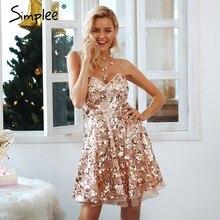 16e557e5834 Блестящие Платье С Открытой Спиной – Купить Блестящие Платье С Открытой  Спиной недорого из Китая на AliExpress