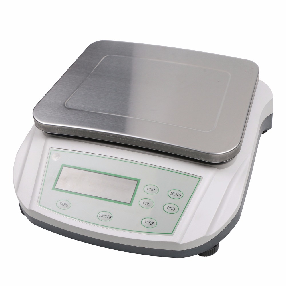 10000 x 0.1g 10kg Digital Balance Scale Precision Weight