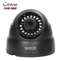 2 0 Megapixel Lens Full HD 1080P 2 Megapixel IP Camera IR Night Vision Indoor Dome