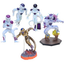 Freeza Dragon Ball Z Freeza PVC Figura Collectible Toy Modelo com Caixa de Varejo(China)