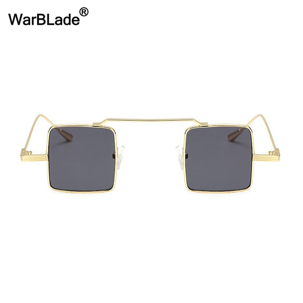 2018 square eyeglasses frames for men male clear lens metal frame ...