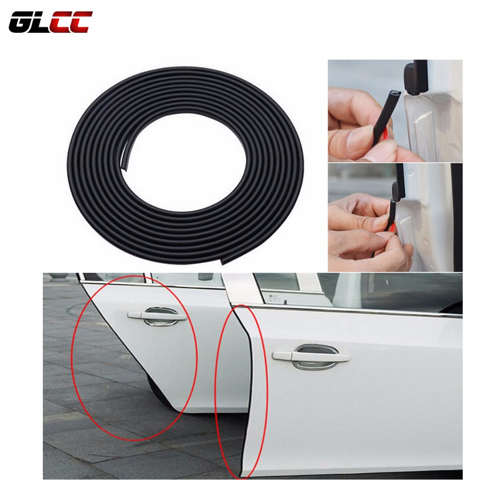 Door edge guards trim molding protection strip scratch for Door edge trim