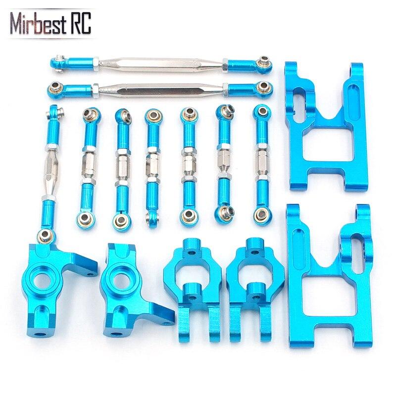 Mirbest RC DIY Parts For Wltoys 12428 Parts 12423 FY 03 JJRC Q39 Q40 RC Car