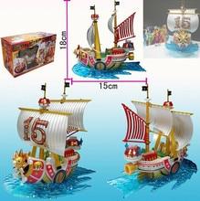 17cm ONE PIECE ONEPIECE Thousand Sunny 15th Ship Action Figure Model Toys Dolls PVC Anime Cartoon A230