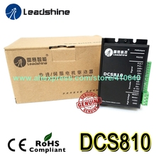 Leadshine DCS810 Brushed Servo Drive with Max 80 VDC Input Voltage and 20A Peak Current