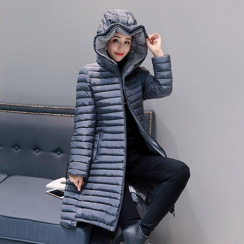 2017 New Winter Jacket Women Down Cotton Jacket Coat Hooded Slim Parkas Ladies Coat Outwear Chaquetas Mujer Manteau Femme C3451 женские пуховики куртки women winter down jacket slim lj572 women winter down coat