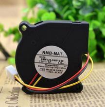 NMB 6025 0.24A 0.18a BM6025-04W-B59 DC12V three line projector turbo fan